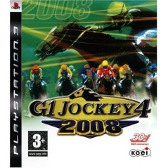 G1 JOCKEY 4 2008 PS3 FR OCCASION
