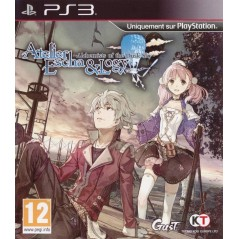 ATELIER ESCHA & LOGY : ALCHEMISTS OF THE DUSK SKY PS3 FR OCCASION (ETAT B)