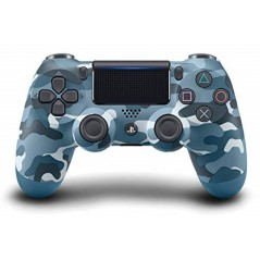 CONTROLLER DUAL SHOCK 4 BLUE CAMOUFLAGE V2 EURO NEW