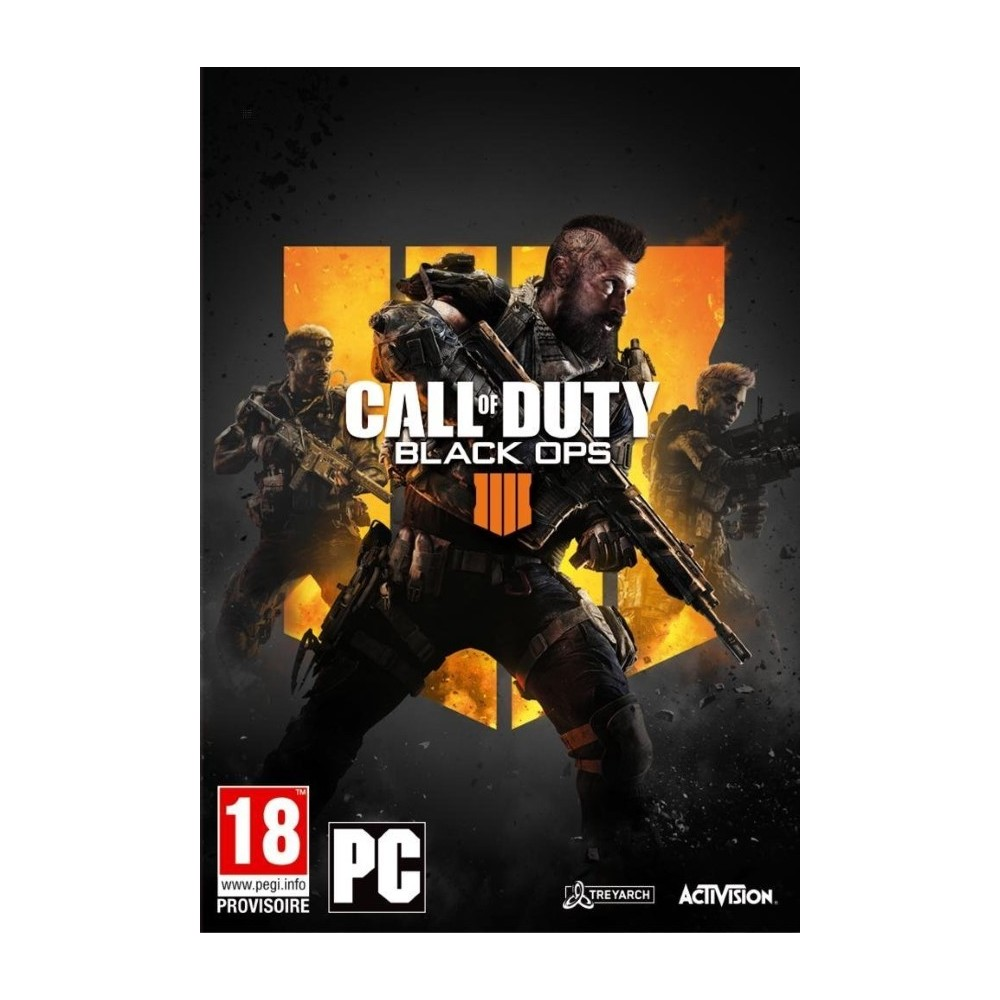 CALL OF DUTY BLACK OPS IIII PC FR NEW