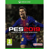 PRO EVOLUTION SOCCER 2019 XBOX ONE UK OCCASION