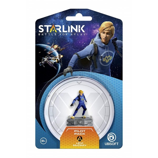 FIGURINE STARLINK PILOT PACK LEVI MCCRAY EURO NEW