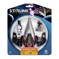 FIGURINE STARLINK STARSHIP LANCE EURO NEW