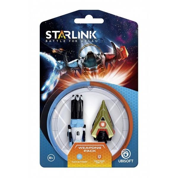 FIGURINE STARLINK WEAPON PACK HAILSTORM + METEOR MK 2 EURO NEW
