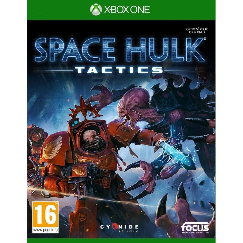 SPACE HULK TACTICS XBOX ONE UK NEW
