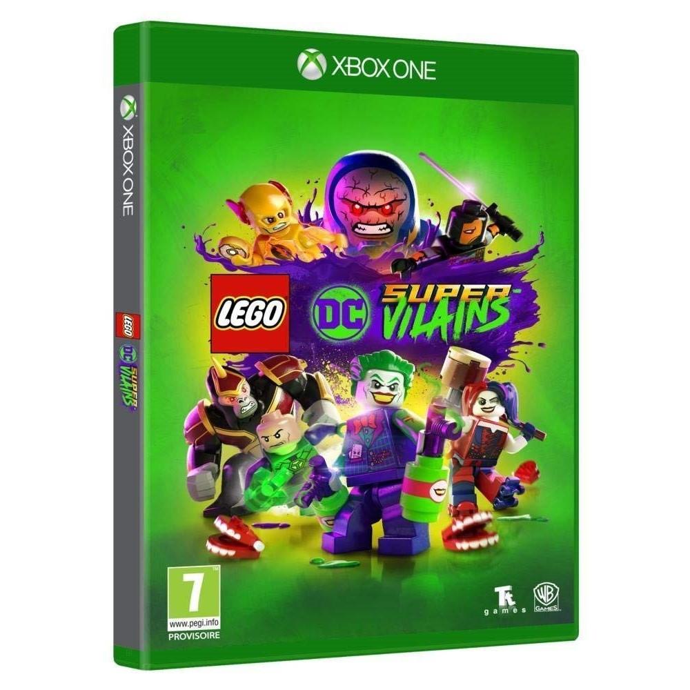 LEGO SUPER VILAINS XBOX ONE EURO FR NEW