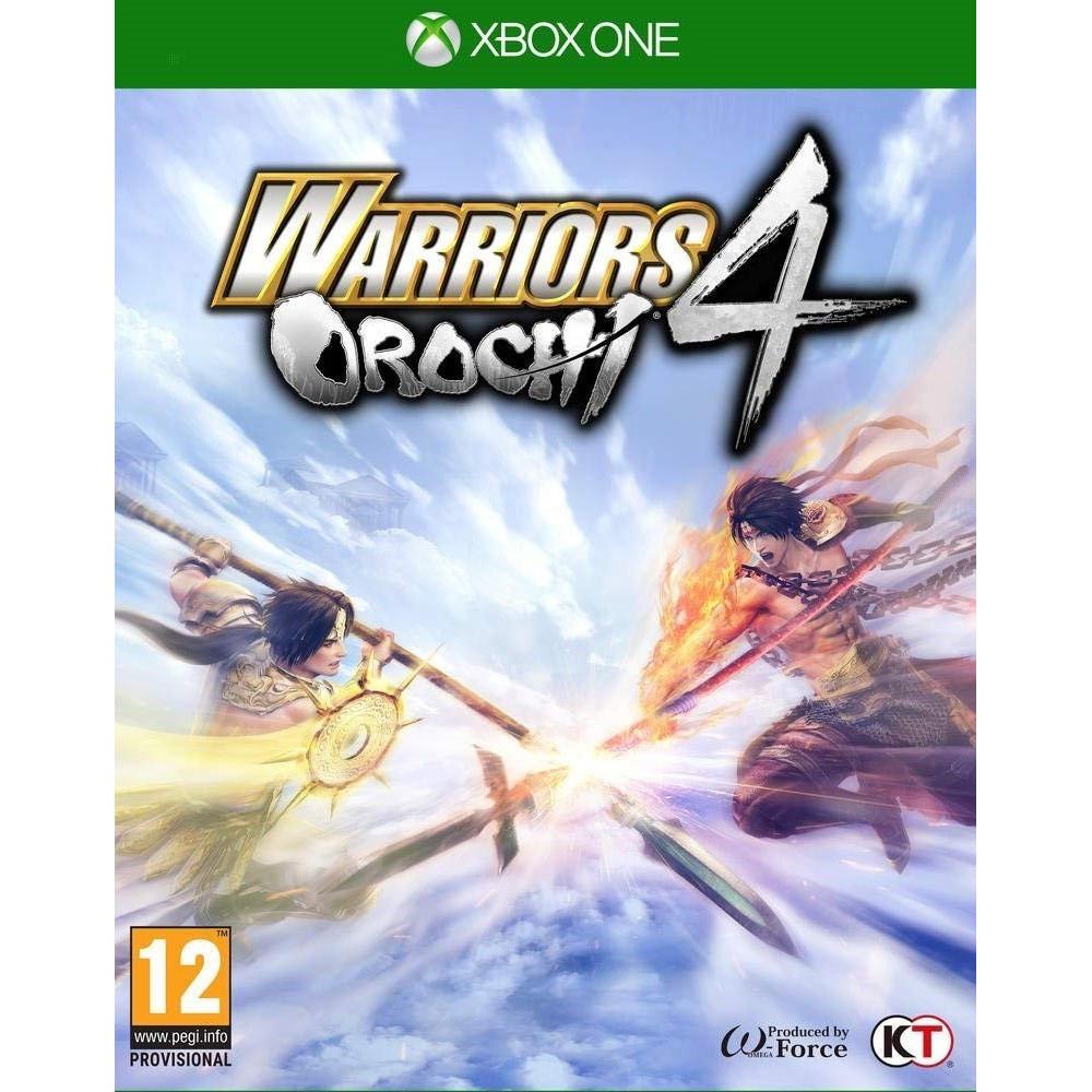 WARRIORS OROCHI 4 XBOX ONE FR NEW