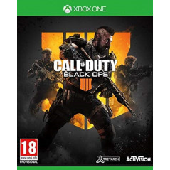 CALL OF DUTY BLACK OPS 4 XBOX ONE UK NEW