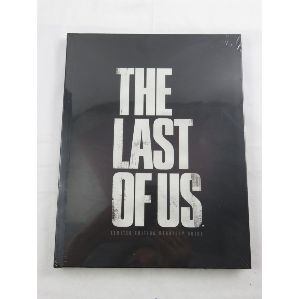 GUIDE THE LAST OF US LIMITED EDITION USA OCCASION