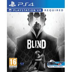 BLIND VR PS4 UK NEW
