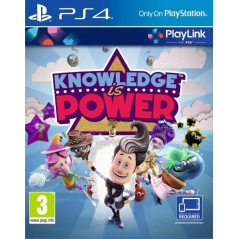 KNOWLEDGE IS POWER PS4 FR OCCASION