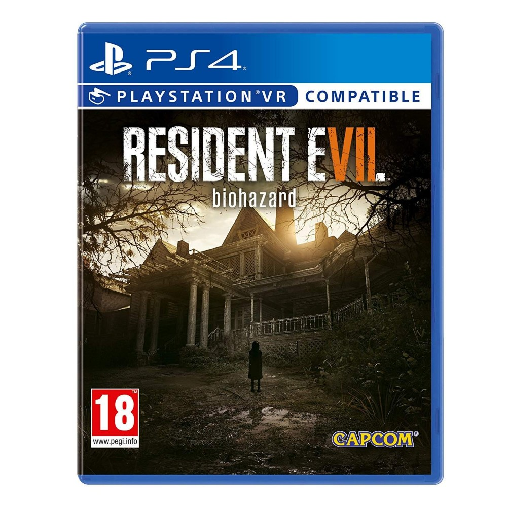RESIDENT EVIL 7 PS4 ESP OCCASION