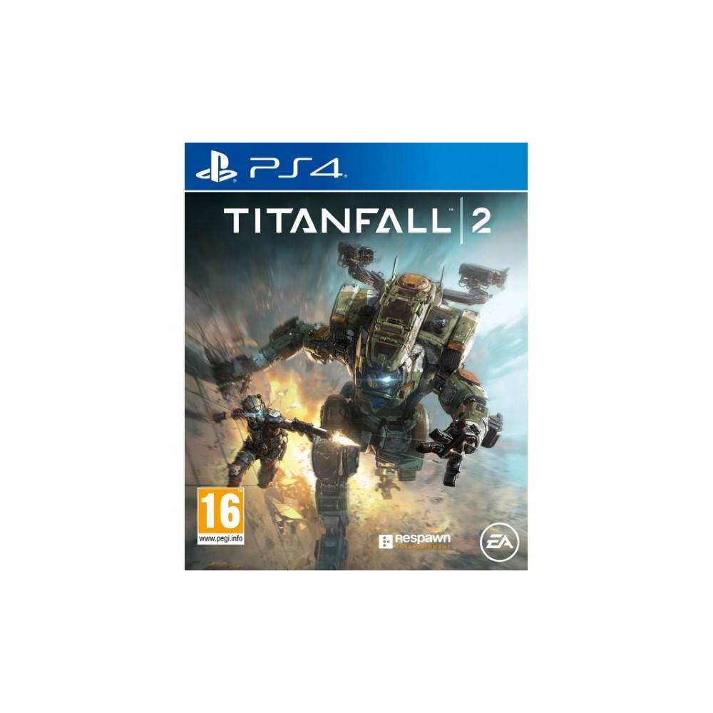 TITANFALL 2 PS4 ESP OCCASION