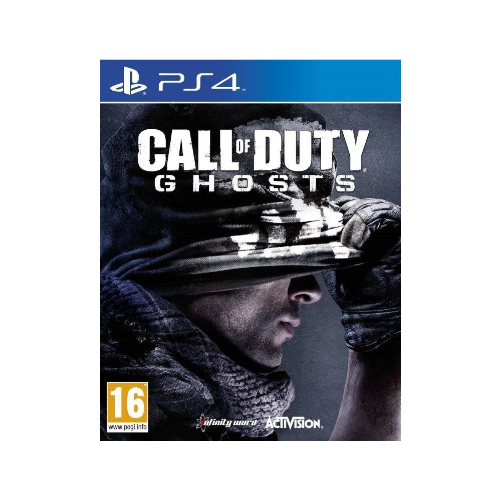CALL OF DUTY GHOSTS PS4 ESP OCCASION
