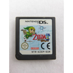 THE LEGEND OF ZELDA PHANTOM HOURGLASS NDS EUR LOOSE (ETAT B)