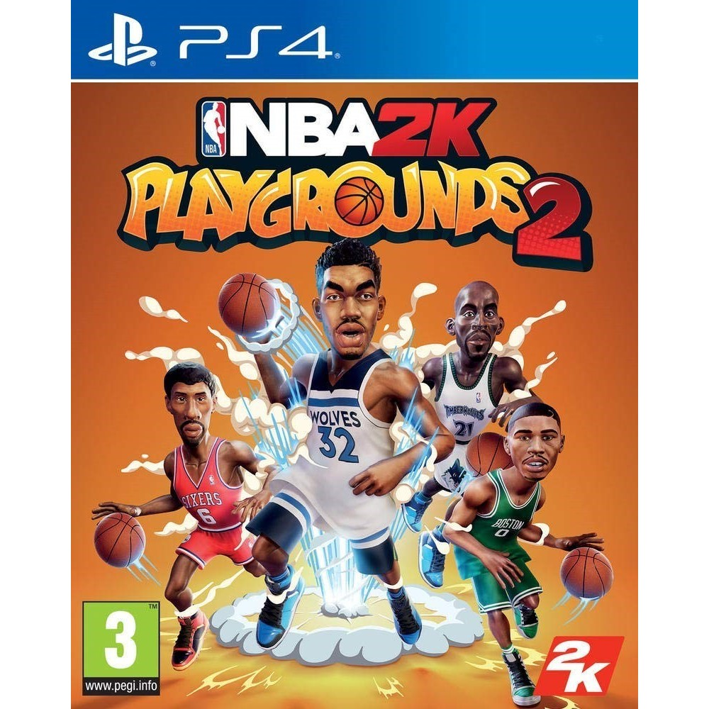 NBA 2K PLAYGROUNDS 2 PS4 FR OCCASION