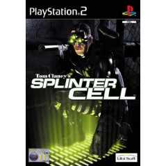 TOM CLANCY S SPLINTER CELL PS2 PAL-FR OCCASION