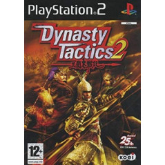 DYNASTY TACTICS 2 PS2 PAL-FR OCCASION