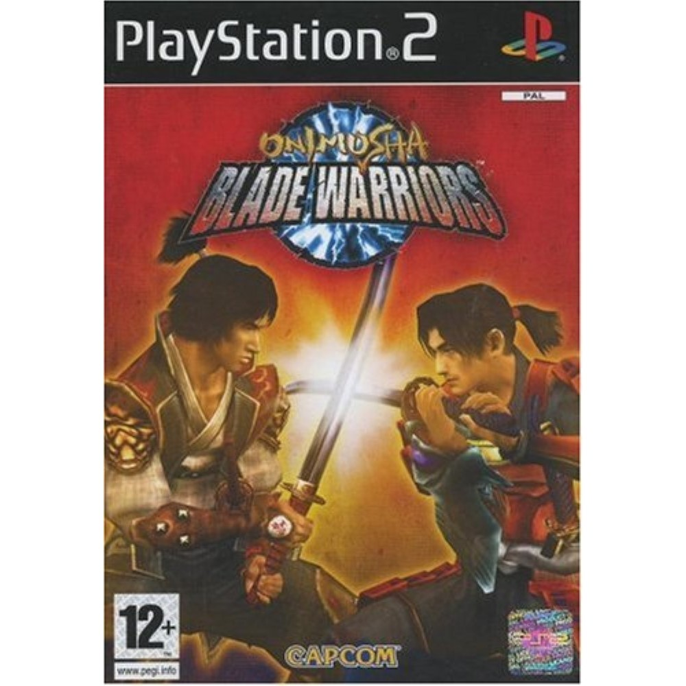 ONIMUSHA BLADE WARRIORS PS2 PAL-EURO OCCASION