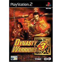 DYNASTY WARRIORS 3 PS2 PAL-FR OCCASION