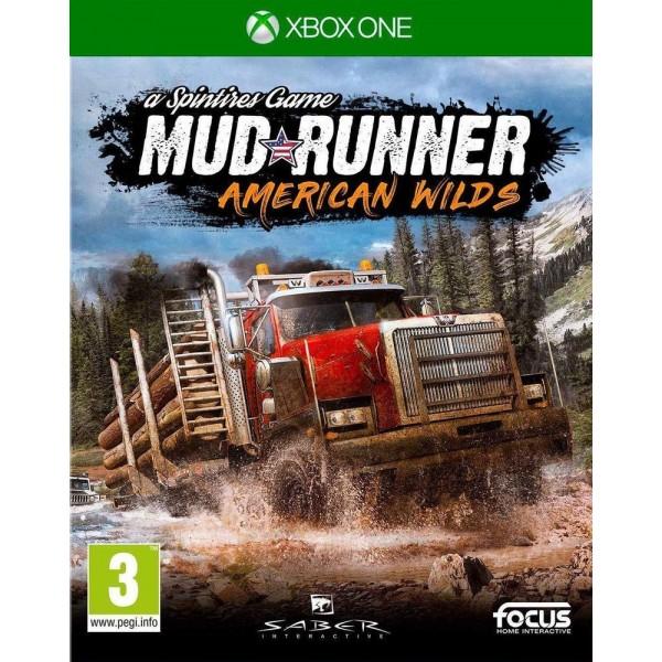 MUD RUNNER AMERICAN WILDS XBOX ONE UK NEW
