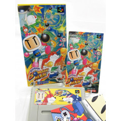 SUPER BOMBERMAN 5 SUPER FAMICOM NTSC-JPN OCCASION
