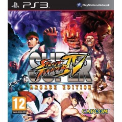 SUPER STREET FIGHTER 4 ARCADE EDITION PS3 FR OCCASION