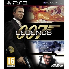 007 LEGENDS PS3 FR OCCASION