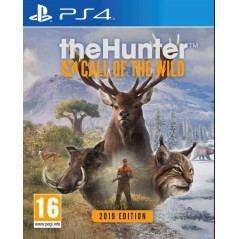 THE HUNTER CALL OF THE WILD 2019 PS4 FR NEW