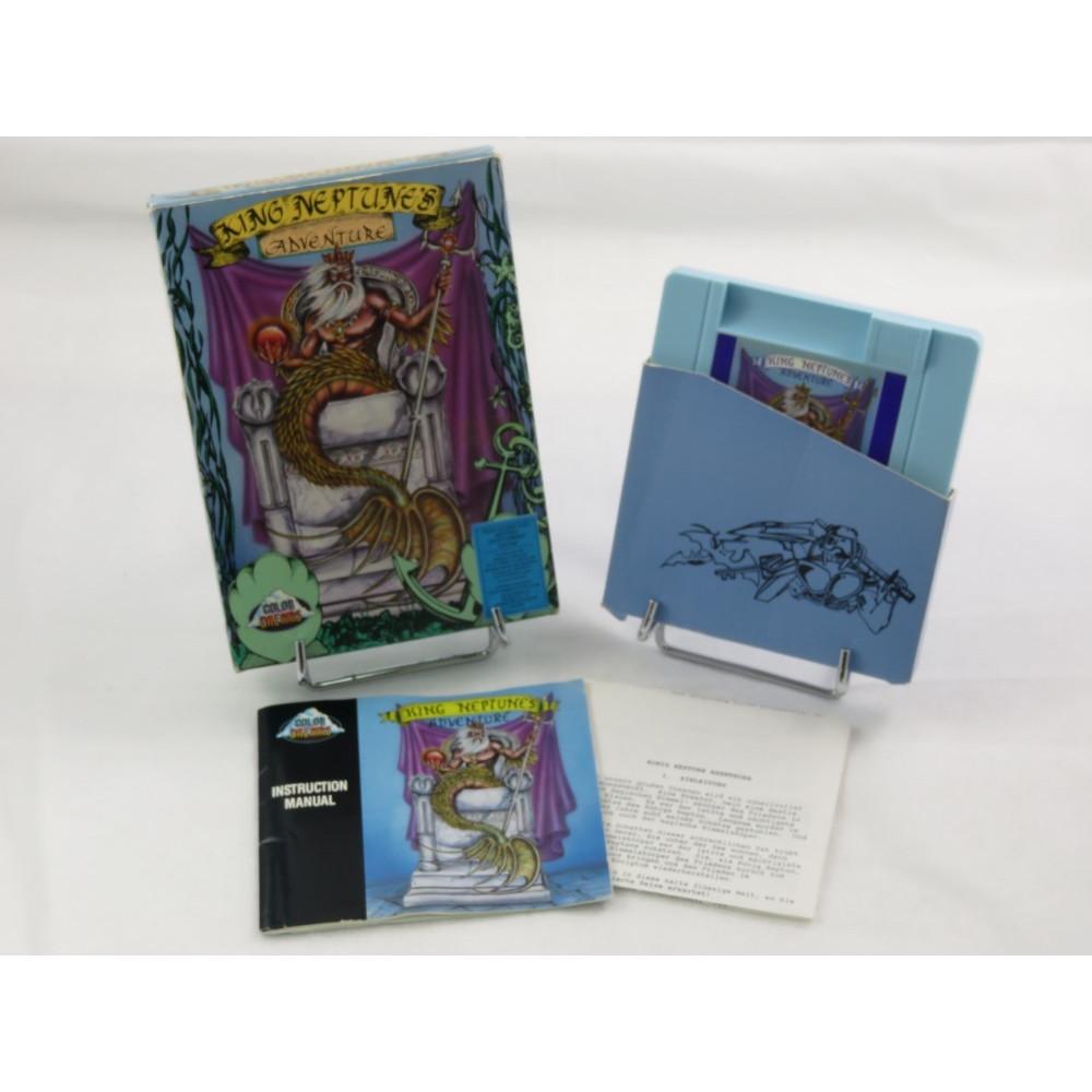 KING NEPTUNE S ADVENTURE (COLOR DREAMS) NES NTSC-USA OCCASION