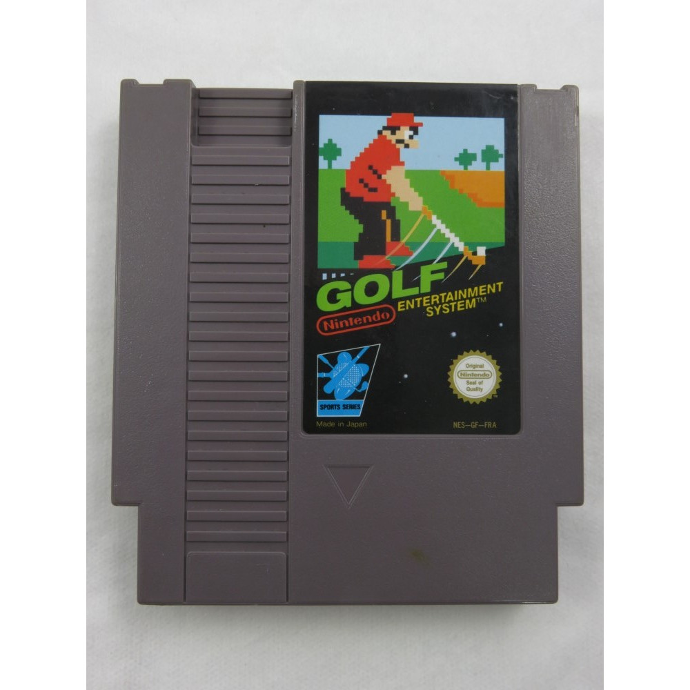 GOLF NES PAL-B FRA LOOSE (ETAT B)