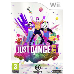 JUST DANCE 2019 WII FR NEW