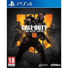 CALL OF DUTY BLACK OPS 4 PS4 UK OCCASION