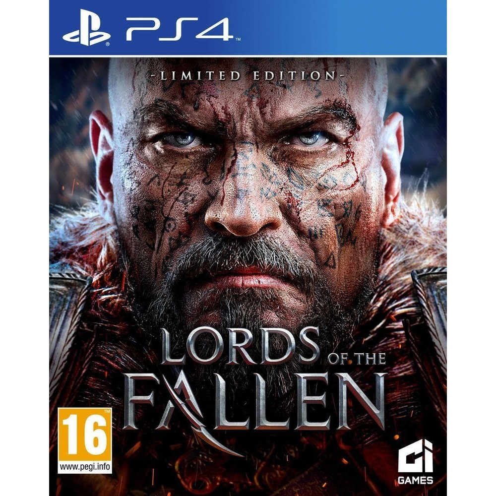 LORDS OF THE FALLEN PS4 UK OCCASION