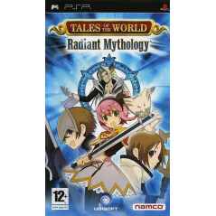 TALES OF THE WORLD RADIANT MYTHOLOGY PSP PAL FR OCCASION
