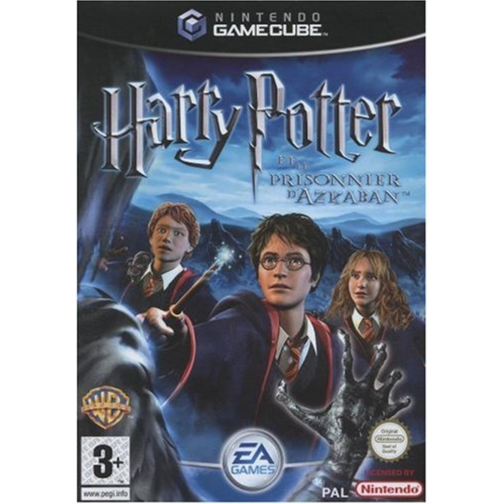 HARRY POTTER ET LE PRISONNIER D'AZKABAN GAMECUBE PAL-FR OCCASION