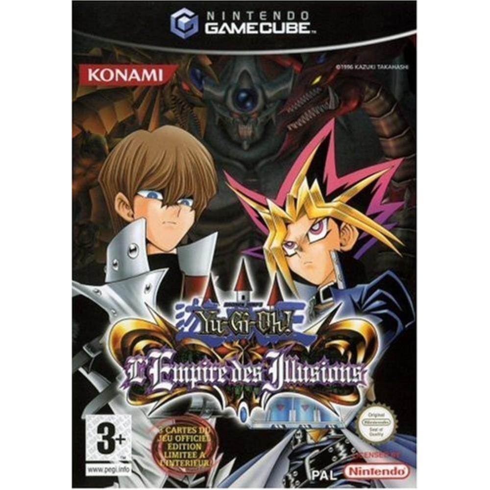 YU-GI-OH! EMPIRE DES ILLUSSIONS GC PAL-FR OCCASION