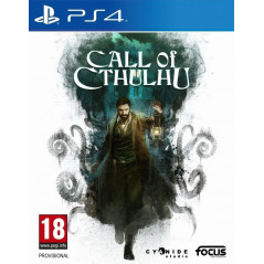 CALL OF CTHULHU PS4 FR NEW