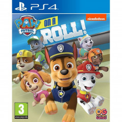 PAW PATROL ON A ROLL PS4 UK NEW