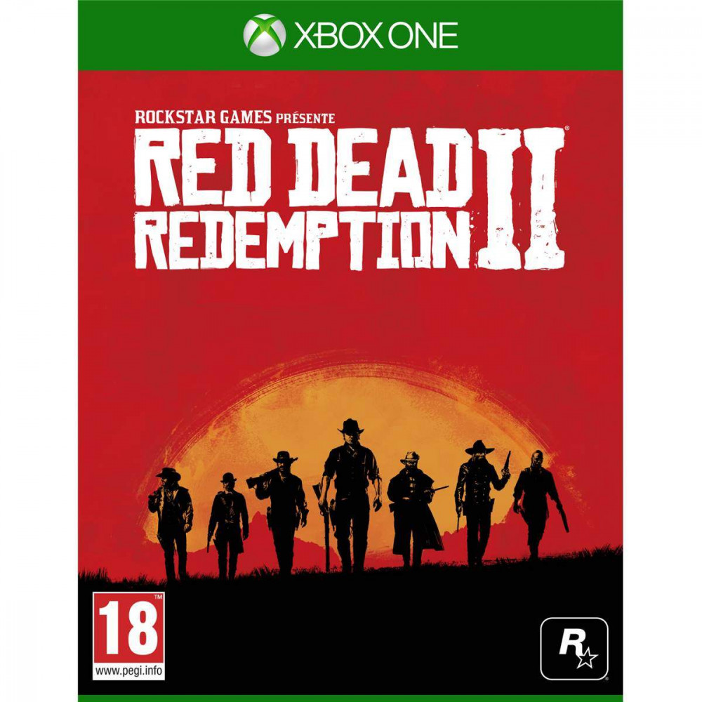 RED DEAD REDEMPTION 2 XBOX ONE FR NEW
