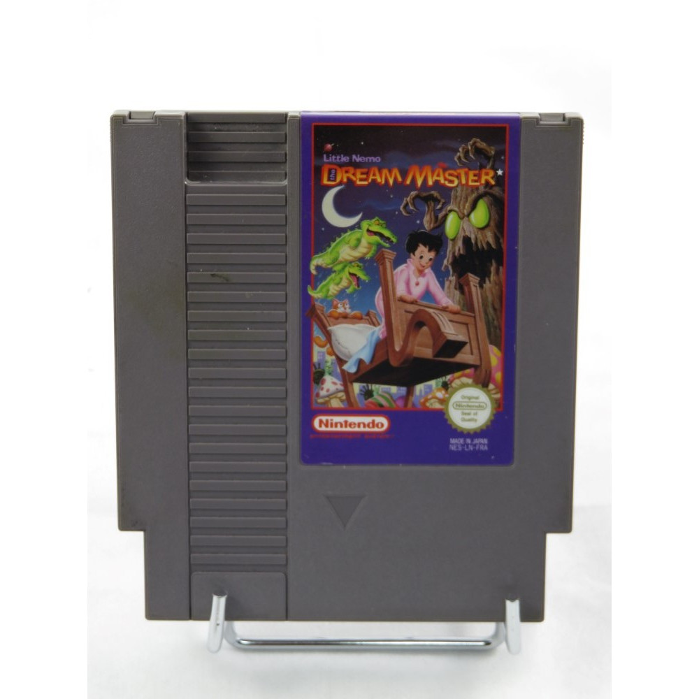 LITTLE NEMO DREAM MASTER NES PAL-B FRA LOOSE(ETAT B)