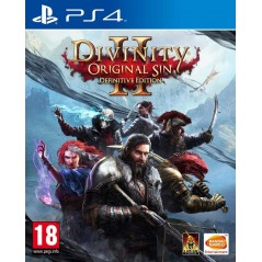 DIVINITY II ORIGINAL SIN DEFINITIVE EDITION PS4 FR OCCASION