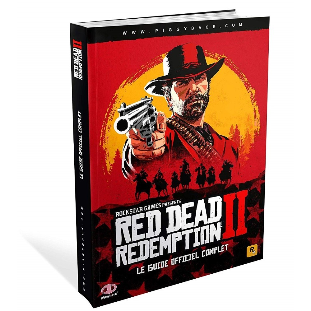 GUIDE RED DEAD REDEMPTION 2 FR NEW