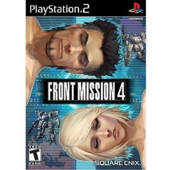 FRONT MISSION 4 PS2 NTSC-USA NEW