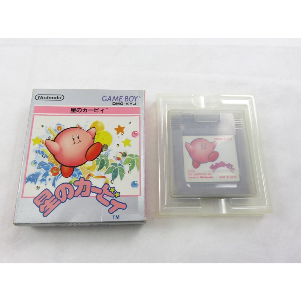 HOSHI NO KIRBY (SANS NOTICE) GAMEBOY JPN OCCASION