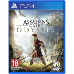 ASSASSIN S CREED ODYSSEY PS4 FR OCCASION