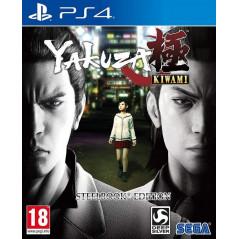 YAKUZA KIWAMI STEELBOOK EDITION PS4 UK OCCASION