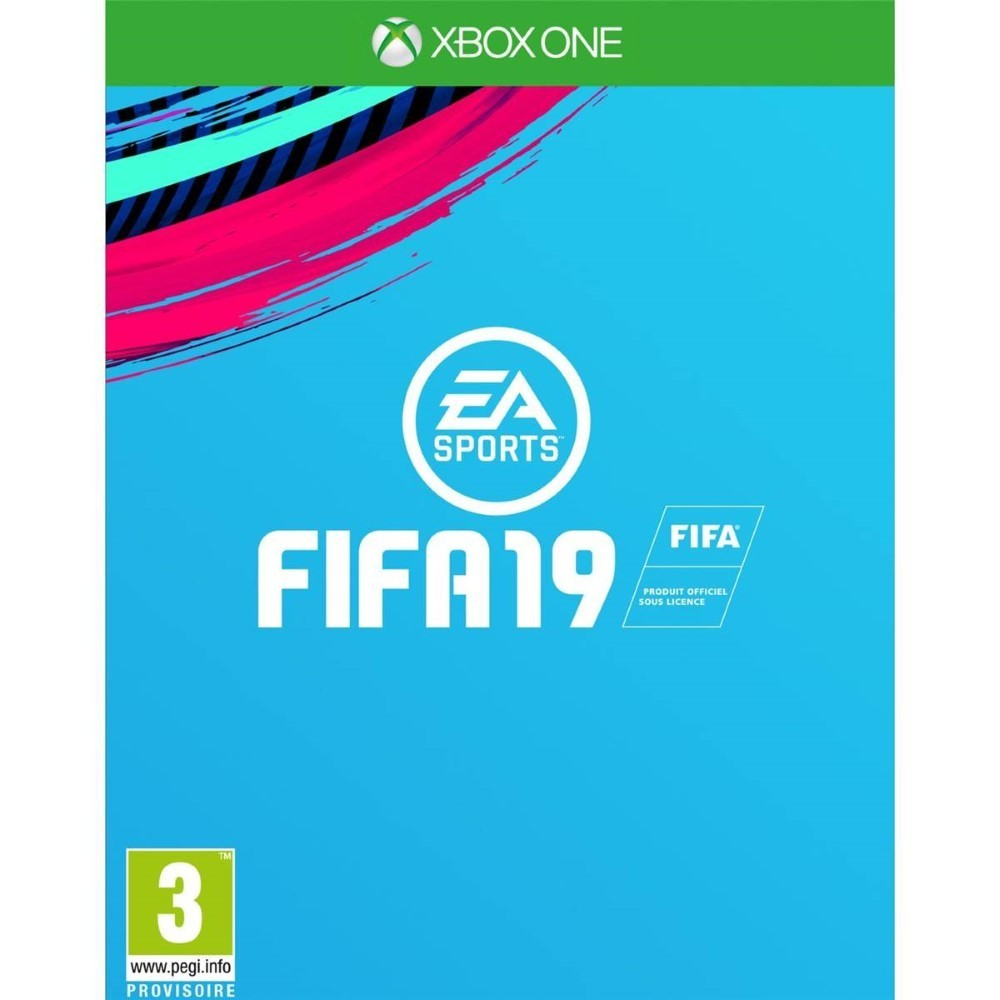 FIFA 19 XBOX ONE FR OCCASION