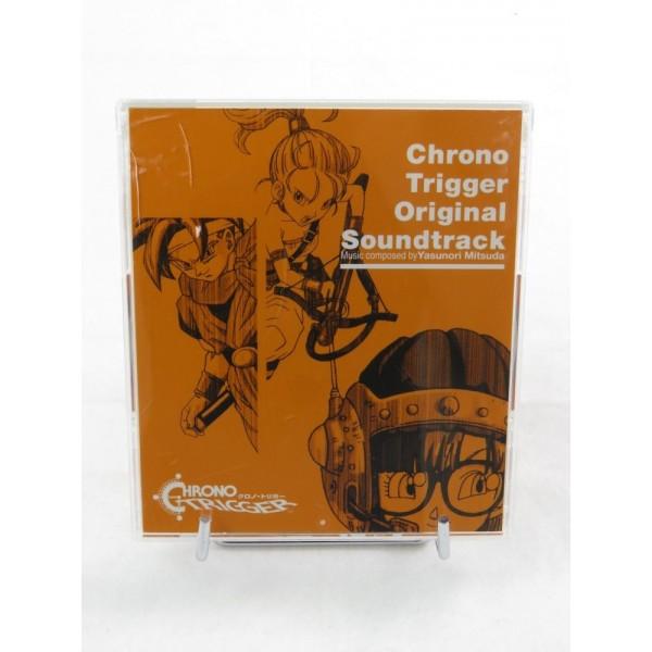 CHRONO TRIGGER ORIGINAL SOUNDTRACK JPN OCCASION