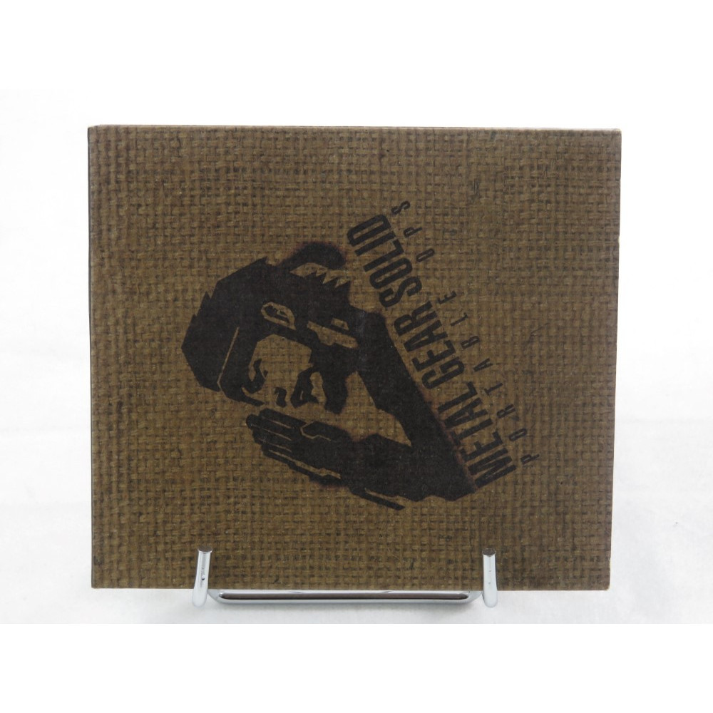 METAL GEAR SOLID PORTABLE OPS SOUNDTRACK JPN OCCASION